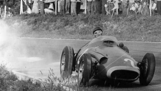 Juan Manuel Fangio Pembalap F1