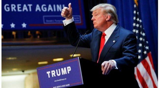 Warga AS Ingin Pukuli Donald Trump