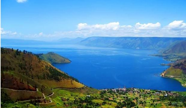 Danau Toba Bakal Dijadikan Destinasi Bertaraf Internasional