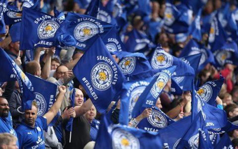 Gemuruh Fans Leicester Bikin Gempa Bumi