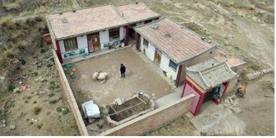 Desa Ini Hanya Ditinggali  Orang Saja