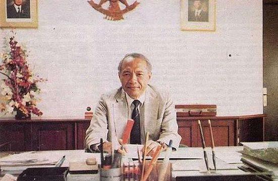 Profesor Samaun Samadikun