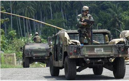 Abu Sayyaf Dihabisi Militer Nasib  WNI Bagaimana