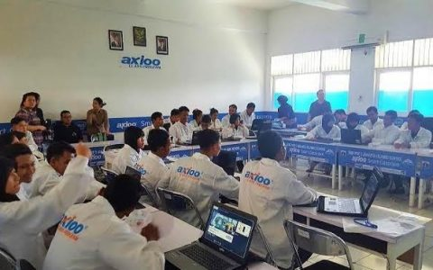 Axioo Development Program