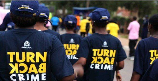 Kaos Turn Back Crime
