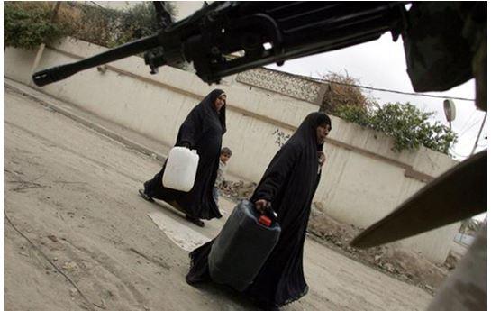 Kelompok ISIS Tertangkap Dibantai karena Wanita