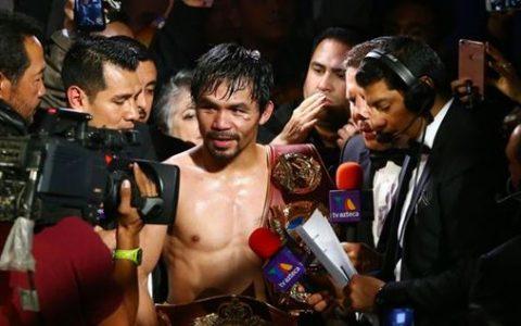 Kini Manny Pacquiao Menjadi Incaran Abu Sayyaf