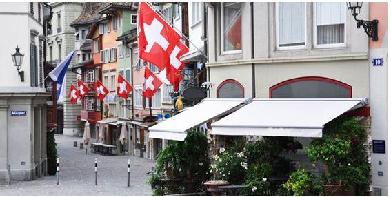 Setiap penduduk dewasa Swiss diberi tunjangan Rp  juta