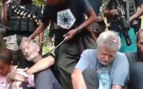 tawanan abu sayyaf