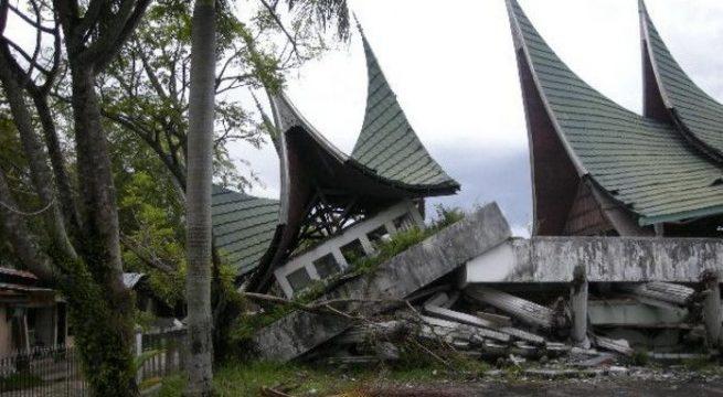 gempa di sumbar