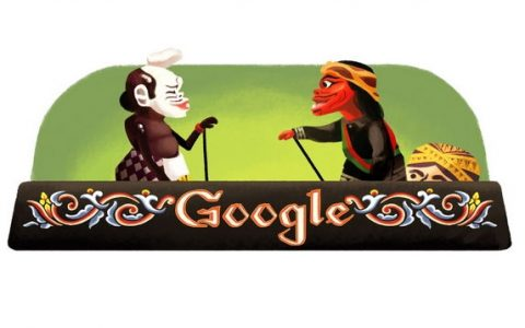 Asep Sunandar Google doodle