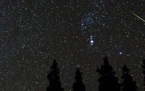 Hujan Meteor Orionid Terjadi Malam ini