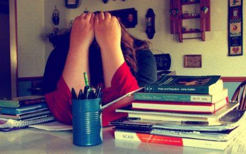 yang dilakukan saat merasa stress