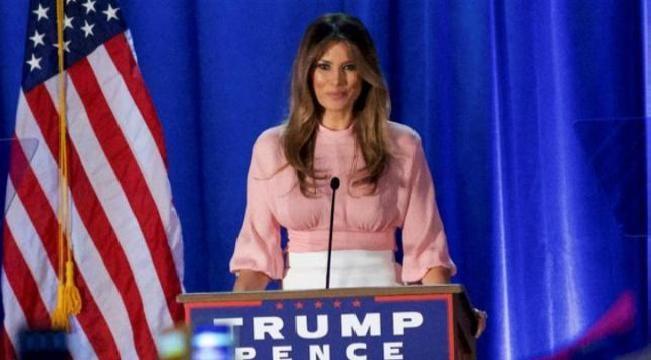 Milani Trump Ibu Negara AS Terbaru