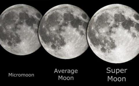 Perbedaan Supermoon dengan Bulan Purnama