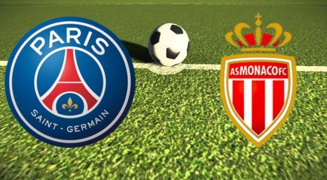PSG vs Monaco