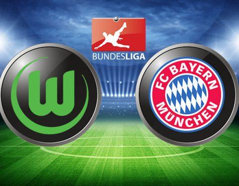 Wolfsburg Vs Bayern Munchen