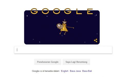 google doodle cassini