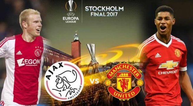 Ajax vs MU