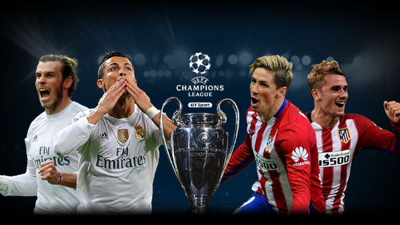 atletico madrid vs real madrid live