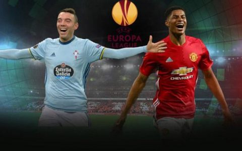 Link Live Streaming Celta Vigo vs Manchester United