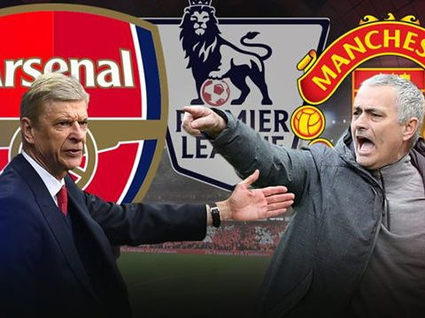 Live Streaming Arsenal vs Manchester United