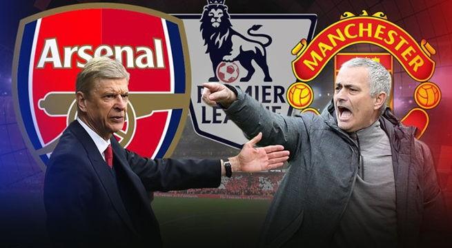 Live Streaming Arsenal vs Manchester United