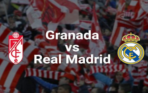 Live Streaming Granada vs Real Madrid