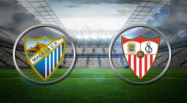 Malaga Vs Sevilla