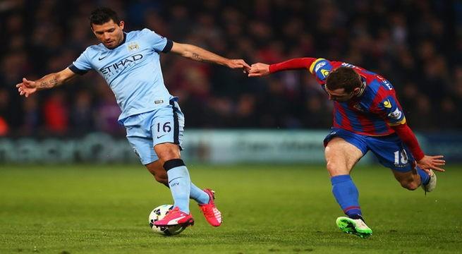 Manchester City Vs Crystal Palace