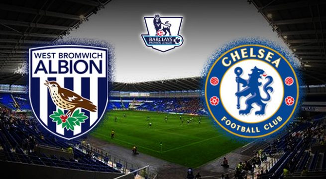 West Brom Vs Chelsea