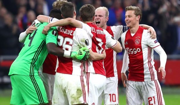 hasil pertandingan ajax vs lyon