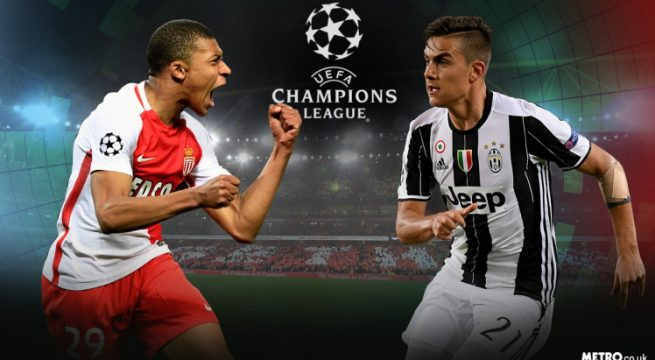 live streaming as monaco vs juventus