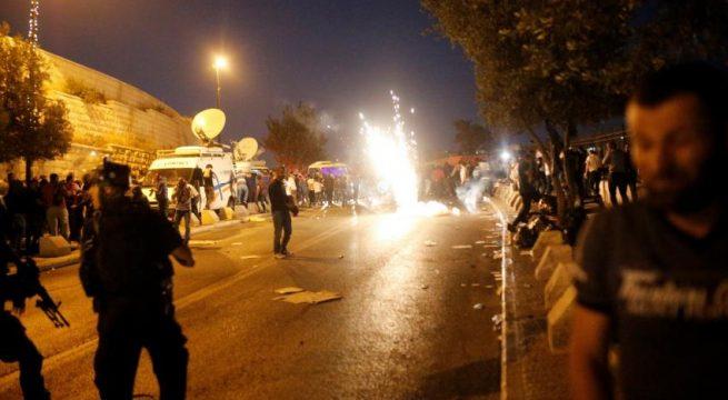 Israel dan Palestina Kembali Bentrok