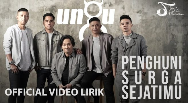 Download Lagu Ungu Penghuni Surga Sejatimu Mp3