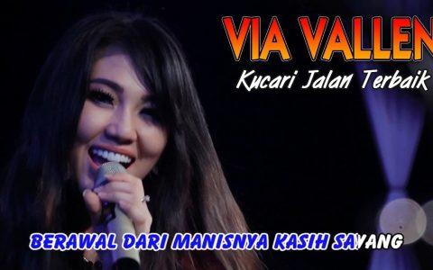 Download Lagu Via Vallen Kucari Jalan Terbaik Mp3