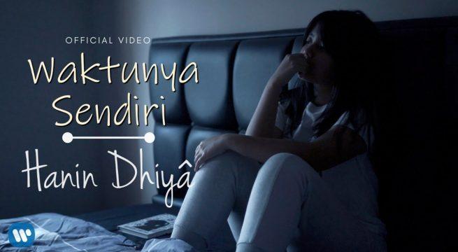 Download dan Lirik Lagu Hanin Dhiya Waktunya Sendiri Mp3