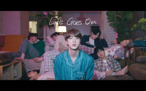 BTS - Life Goes On